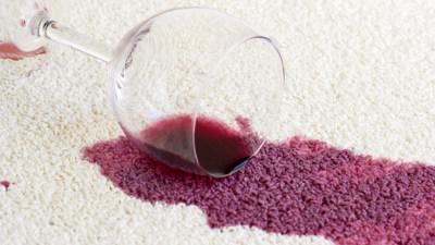 Tallahassee Carpet Cleaning Red Stains Post