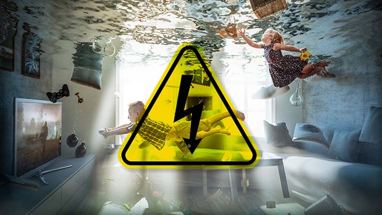 Water Damage Restoration Tallahassee - Electrical Safety