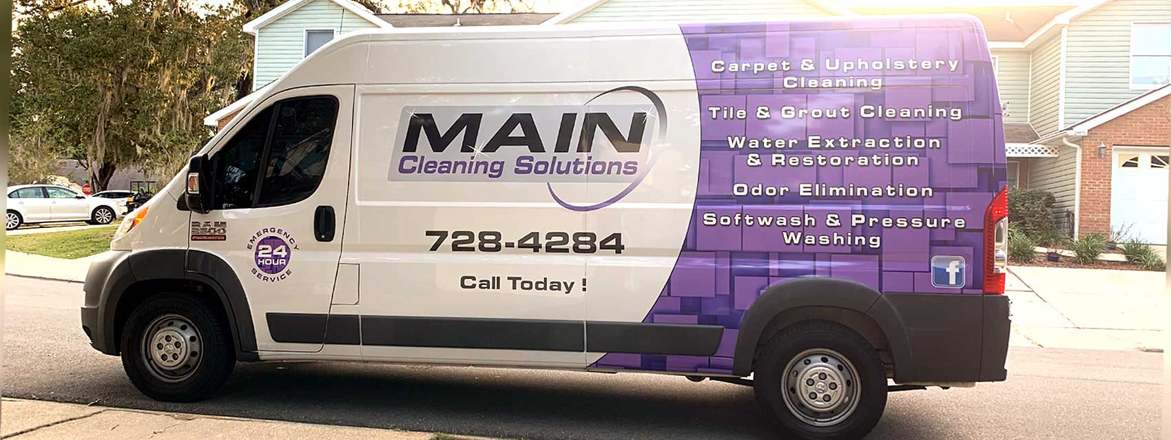 Main Cleaning Van
